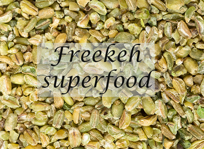 Freekeh the superfood