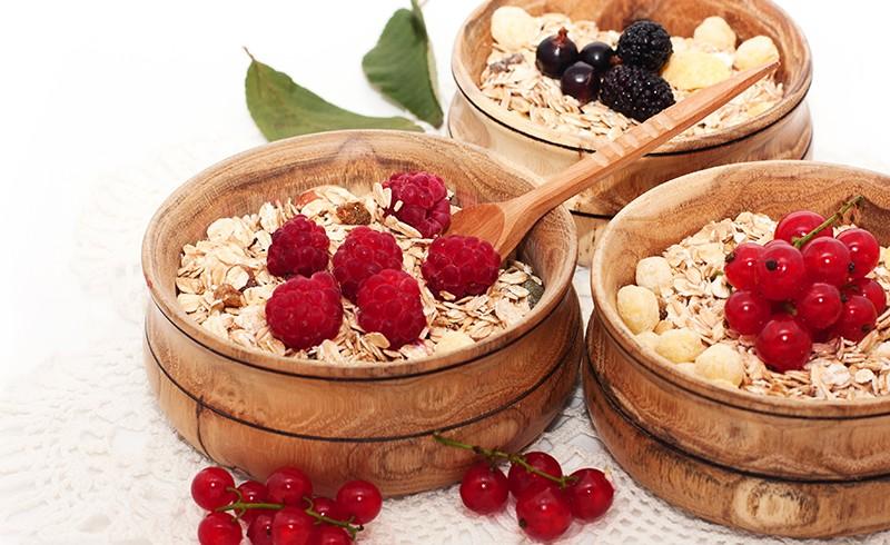 Kefir Supplemented Diet
