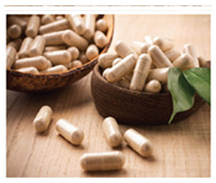 Kefir in veggie capsules