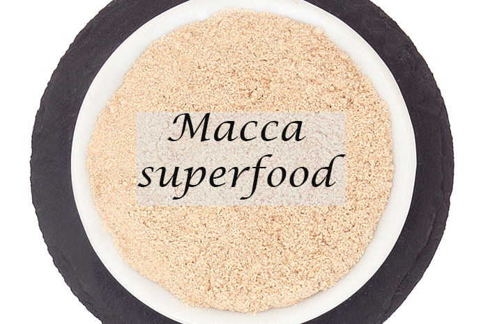 Macca the superfood