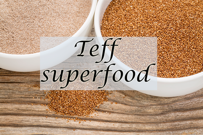 Teff the superfood