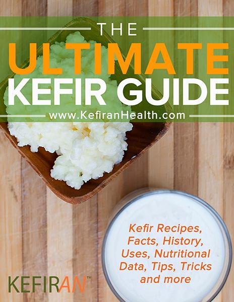 Ultimate Kefir Recipes Guide