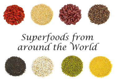 Freekeh, Teff and Maca: Superfoods From Around the World